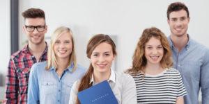 Schüler, Studenten, Auszubildende