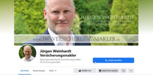 Besuchen Sie mich doch auch auf Facebook